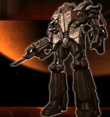 The Cybran Commander